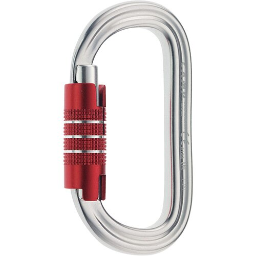 CAMP Karabiner OVAL XL 3LOCK 28 kN